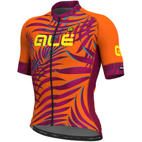 Alé Cycling Graphics PRR Sunset - Maillot manches courtes Homme - orange/violet